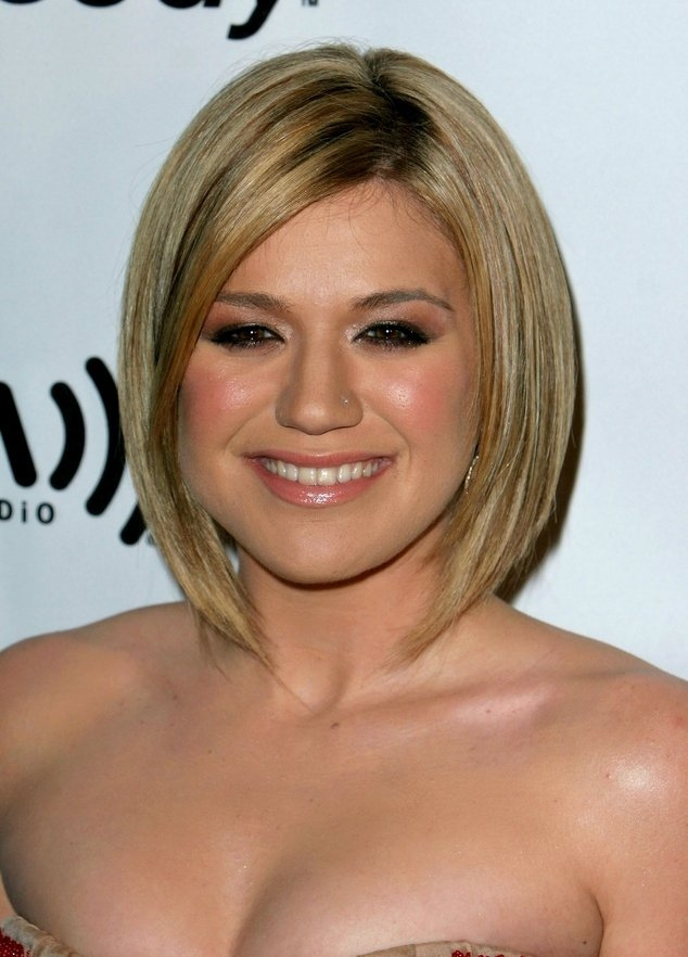 pictures of short hairstyles for fat women