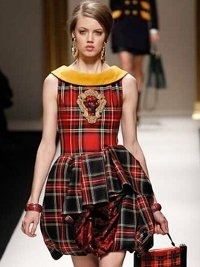 Moschino Fall 2013 Collection Milan Fashion Week