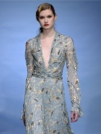 Luisa Beccaria Fall 2013 Collection Milan Fashion Week