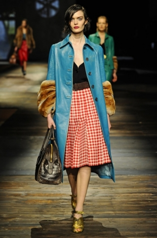 Prada Fall 2013 Collection