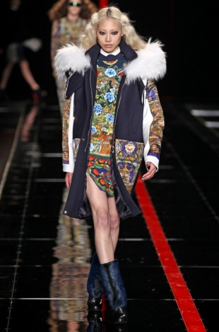 Just Cavalli Fall 2013 Collection