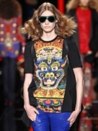 Just Cavalli Fall 2013 Collection Milan Fashion Week