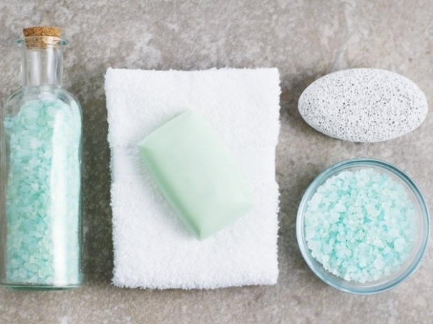 How to Exfoliate Feet at Home