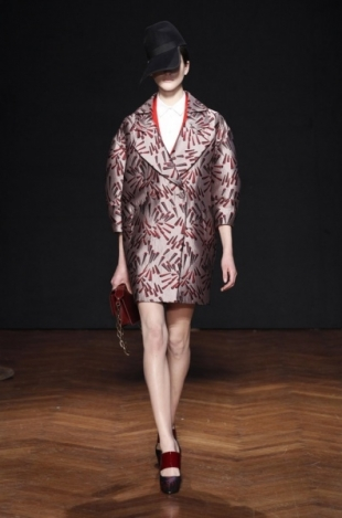 Frankie Morello Fall 2013 Collection