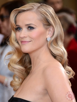 Reese Witherspoon Oscars Hairstyles 2013: Best Celebrity Hairdos