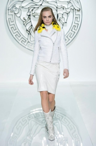 Versace Fall 2013 Collection