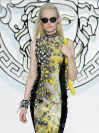 Versace Fall 2013 Collection Milan Fashion Week