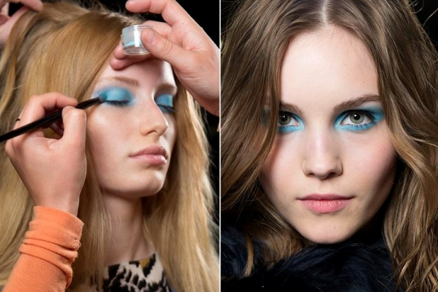 5 Makeup Trends from London Fashion Week