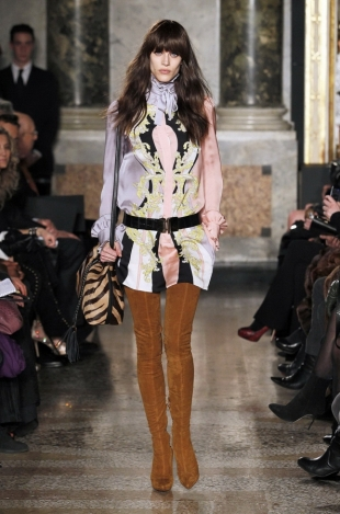 Emilio Pucci Fall 2013 Collection