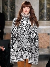 Emilio Pucci Fall 2013 Collection Milan Fashion Week