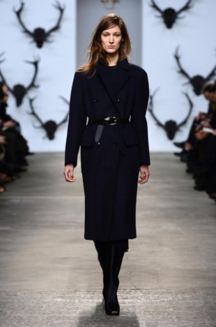 Trussardi Fall 2013 Collection