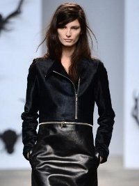 Trussardi Fall 2013 Collection Milan Fashion Week