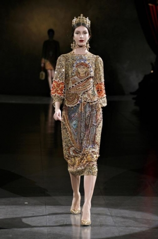 Dolce & Gabbana Fall 2013 Collection