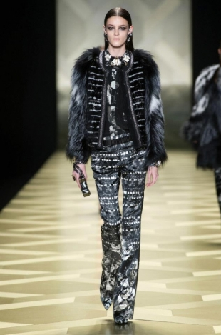 Roberto Cavalli Fall 2013 Collection