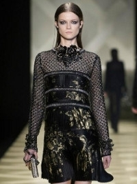Roberto Cavalli Fall 2013 Collection Milan Fashion Week