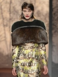 Marni Fall 2013 Collection Milan Fashion Week