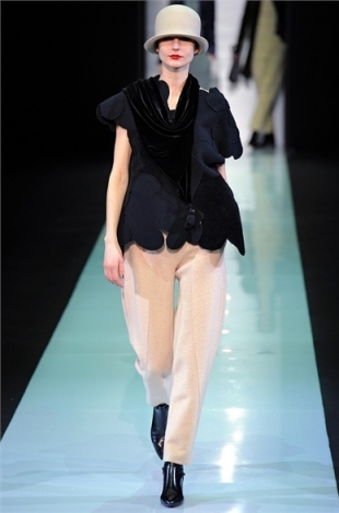 Emporio Armani Fall 2013 Collection