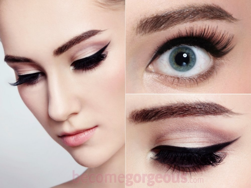 Cat Eye Makeup And Smokey Cat Eyes