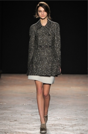 Marco De Vincenzo Fall 2013 Collection