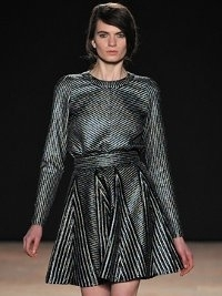 Marco De Vincenzo Fall 2013 Collection Milan Fashion Week