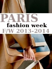 Paris Fashion Week Fall 2013 Schedule: Runway and Show Dates