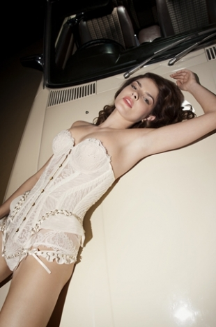 Agent Provocateur Lingerie Spring Summer 2013 Collection
