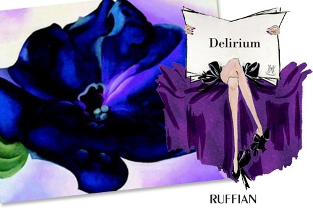 Ruffian for Birchbox Nail Polish Collection Launch