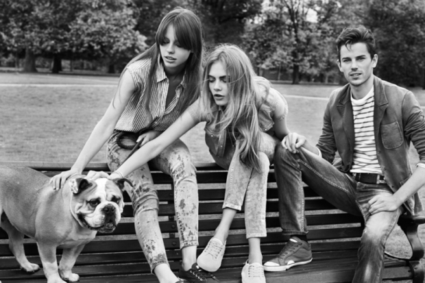 Pepe Jeans Spring/Summer 2013 Campaign with Cara Delevigne