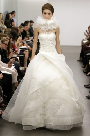 Vera Wang Wedding Dresses Fall 2013 Collection