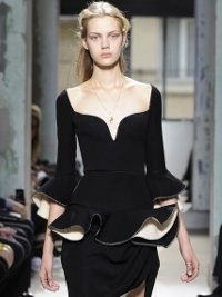 Balenciaga at Paris Fashion Week Fall 2013
