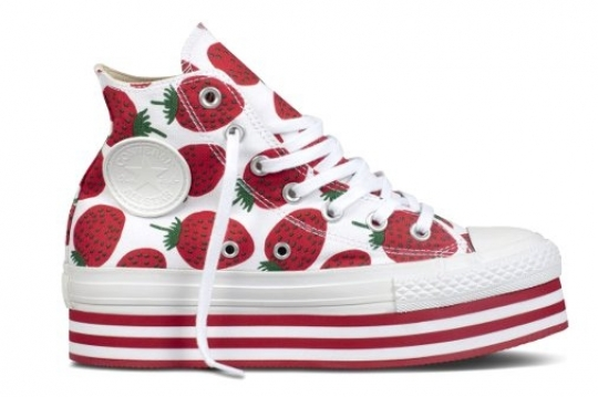 Converse x Marimekko Sneakers Spring 2013 Collection