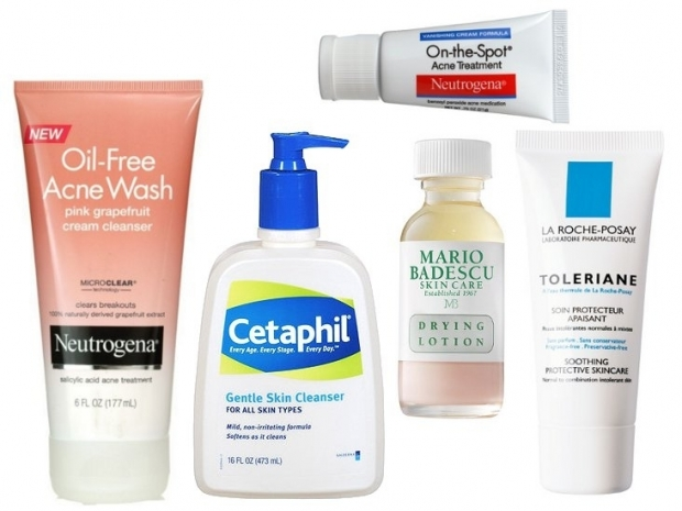 Acne Skin Products