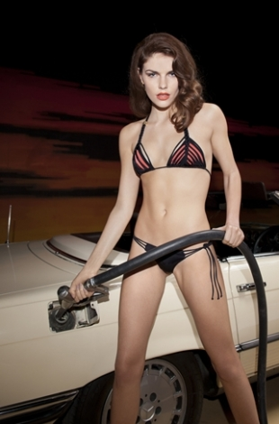 Agent Provocateur Swimwear 2013 Collection