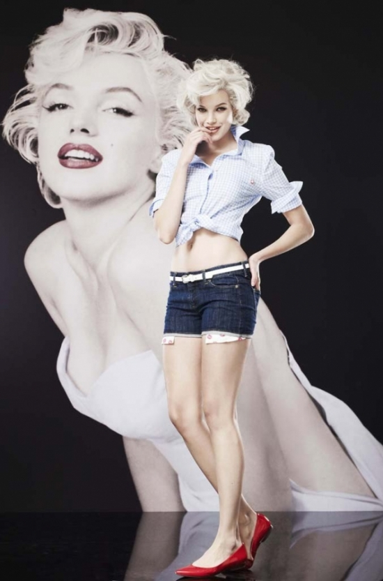 Macys Debuts Marilyn Monroe Fashion Collection