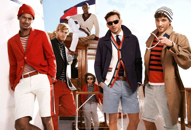 Die hard tommy fan then you should check out the new tommy hilfiger