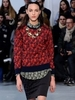 Cédric Charlier Fall 2013 Collection Paris Fashion Week