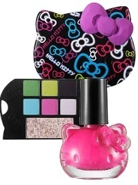 Hello Kitty Tokyo Pop 2013 Makeup Collection