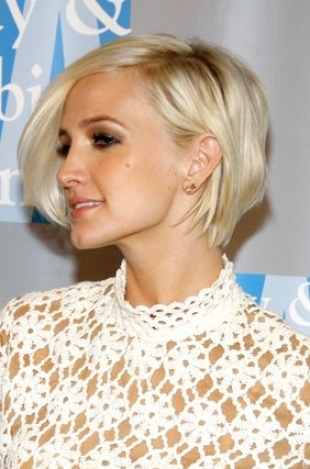 54 Good Looking Hairstyles Of Ashlee Blonde