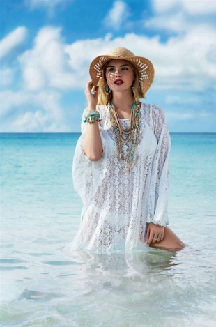 Accessorize Spring/Summer 2013 Campaign with Kate Upton