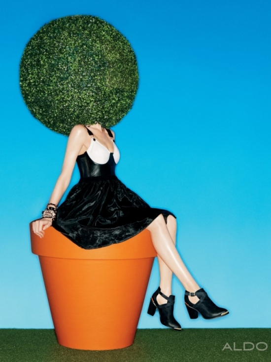 Aldo Shoes Spring/Summer 2013 Campaign
