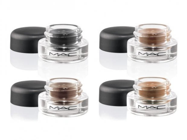 Fuidline Brow Gelcreme MAC The Stylish Brow Spring 2013