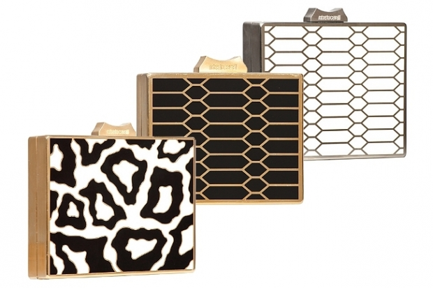 Roberto Cavalli Spring/Summer 2013 Clutch Bags