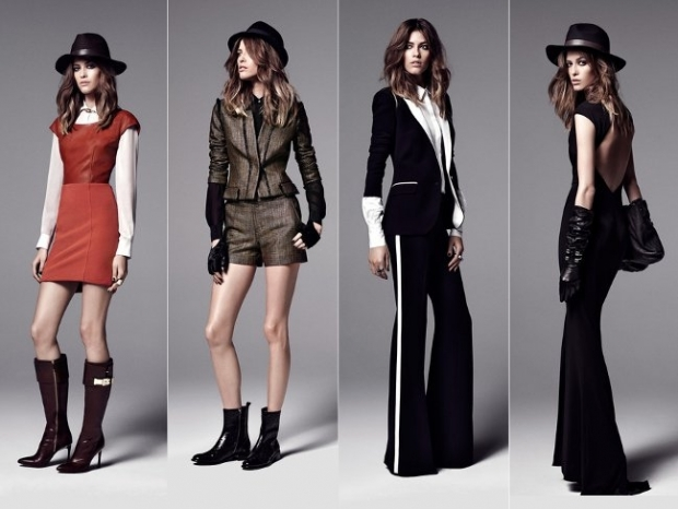 Rache Zoe Pre Fall 2013 Collection