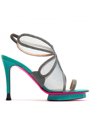 Matthew Williamson Spring 2013 Shoes