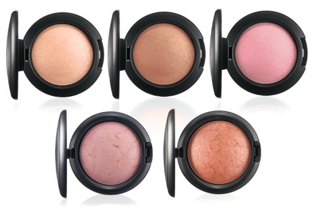 MAC Apres Chic Spring 2013 Mineralize Blush and Skinfinish