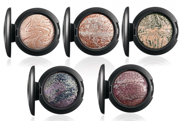 MAC Apres Chic Spring 2013 Mineralize Eyeshadows