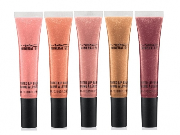 MAC Apres Chic Spring 2013 Tinted Lip Balm
