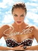 Candice Swanepoel for Victoria's Secret Swim 2013 Catalog