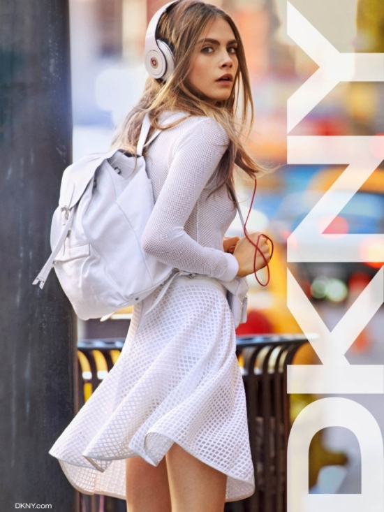 DKNY Spring 2013 Campaign