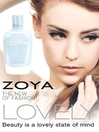 Zoya Lovely Spring 2013 Nail Polish Collection